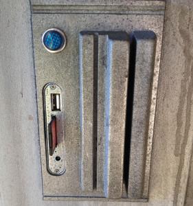 Zombie Door Panel