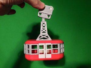 Miniature Gondola